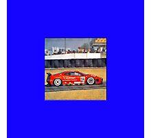 24 h de Le Mans - Vintage - #94 Photographic Print