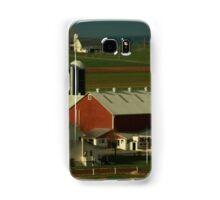 Amish Farm in PA Samsung Galaxy Case/Skin