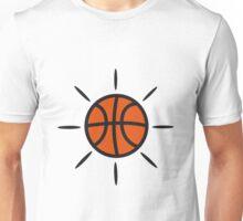 Basketball sport ball Unisex T-Shirt