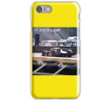 24 h de Le Mans - Vintage - Bentley #7 back iPhone Case/Skin