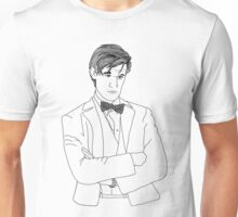 Doctor Who 11th doctor - Matt Smith Unisex T-Shirt