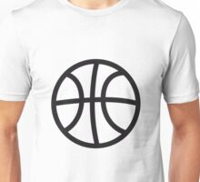 Basketball sport ball Unisex T-Shirt