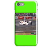 24 h de Le Mans - Vintage - Total iPhone Case/Skin