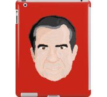Richard Pixon iPad Case/Skin