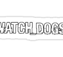 Watch Dogs Sticker