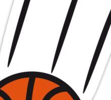 Basketball sport Sticker