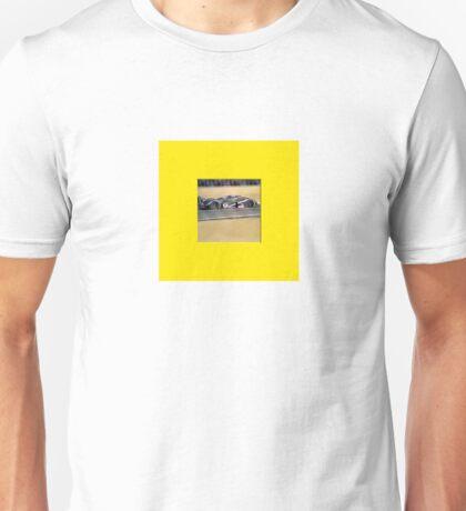 24 h de Le Mans - Vintage - Bentley #8 close Unisex T-Shirt