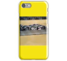 24 h de Le Mans - Vintage - Bentley #8 close iPhone Case/Skin