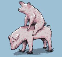 Piggy Back Ride T-Shirt
