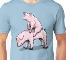 Piggy Back Ride Unisex T-Shirt