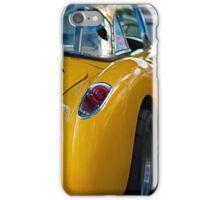1956 Corvette Rear View iPhone Case/Skin