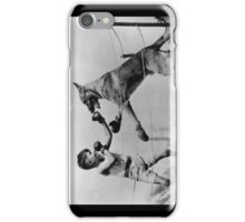 Boxing Dog iPhone Case/Skin