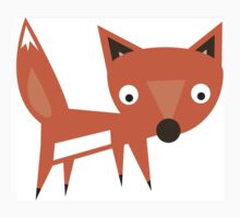 The Funky Fox Kids Tee