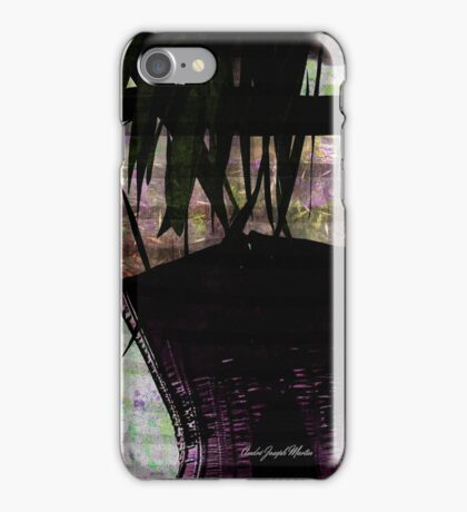 Woman In Corset iPhone Case/Skin