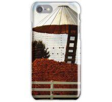 Amish Corn Silo iPhone Case/Skin
