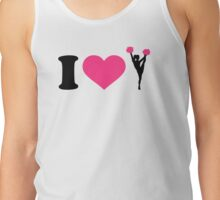 I love cheerleading Tank Top