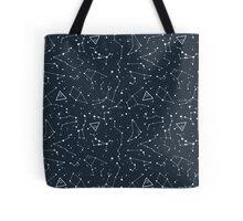 Bill Constellation Pattern Tote Bag