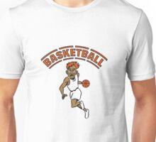 Basketball basket combat sports Unisex T-Shirt