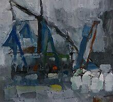 portlife (2) by H J Field