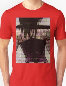 Woman In Corset Unisex T-Shirt