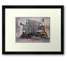 portlife (4) Framed Print