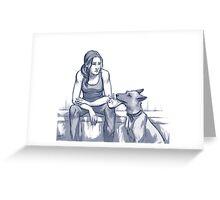 Sorry, Bear Greeting Card