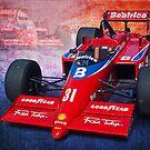 1985 Lola-Hart FORCE THL1 by Stuart Row