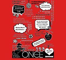OUAT T Womens Fitted T-Shirt
