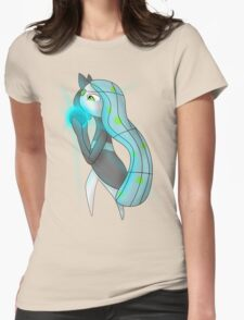Shiny Meloetta-Music is Magic Womens Fitted T-Shirt
