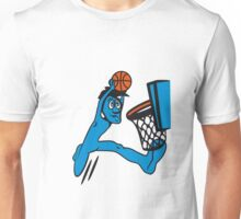 Basketball win basket sports Unisex T-Shirt