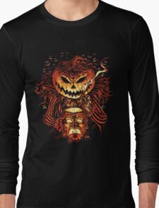 Pumpkin King Lord O Lanterns Long Sleeve T-Shirt