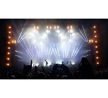 Arctic Monkeys Live at Finsbury Park Photographic Print