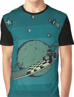 Space race Graphic T-Shirt