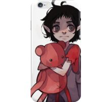 Marcy and Hambo iPhone Case/Skin