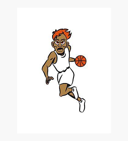 Agro basketball basket sports Photographic Print