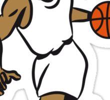 Agro basketball basket sports Sticker