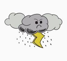 Thunda Cloud!!! One Piece - Short Sleeve