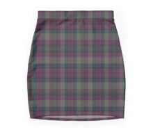 02549 Union County, New Jersey Fashion Tartan Mini Skirt