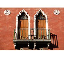 All About Italy. Venice 11 Photographic Print