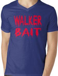 Walker Bait Mens V-Neck T-Shirt