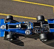 Formula 5000 McRae GM1 by Stuart Row