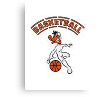 Basketball warriors player ball sports Canvas Print