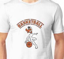 Basketball warriors player ball sports Unisex T-Shirt