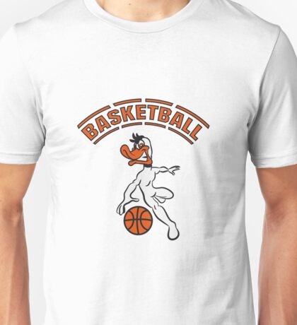Basketball warriors player ball sports Unisex T-Shirt