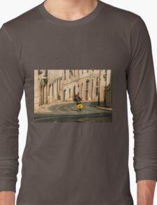 Vespa curve  Long Sleeve T-Shirt