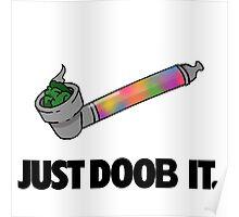 Just Doob It Poster