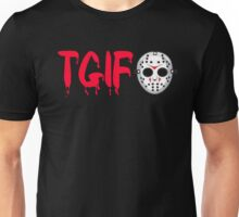 Friday The 13th - TGIF Unisex T-Shirt