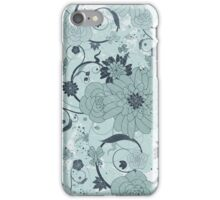 Floral Background iPhone Case/Skin