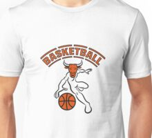 Basketball ball sport Unisex T-Shirt