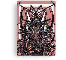 Butterfly Queen Canvas Print